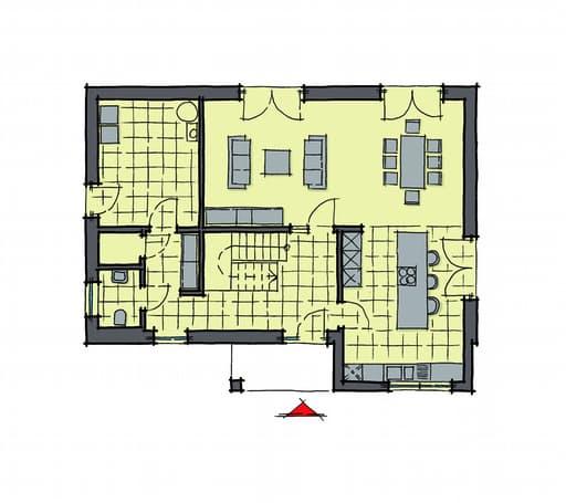 Gussek Haus - Santiago EG