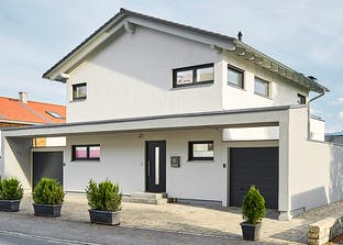 Satteldach Landhaus 139