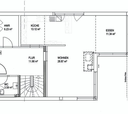 Luxhaus SD Landhaus 139 Floorplan 1