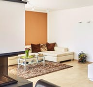 Satteldach Landhaus 139 Innenaufnahmen