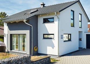 Satteldach Landhaus 143