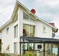 Satteldach Landhaus 144