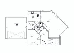 Satteldach Landhaus 144 Grundriss
