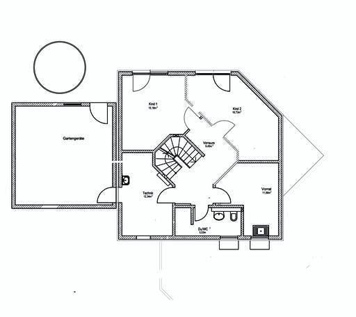 Luxhaus SD Landhaus 144 Floorplan 2