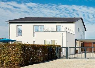 Satteldach Landhaus 200