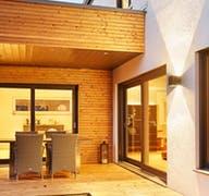 Satteldach Landhaus 207