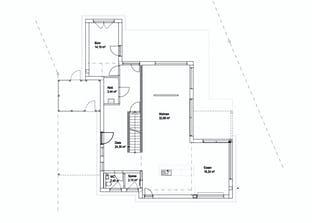 Satteldach Landhaus 207 Grundriss
