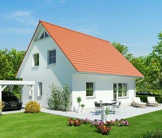 Relativ Ein Haus mit Reetdach planen & bauen - Häuser & Infos | Fertighaus.de GP18