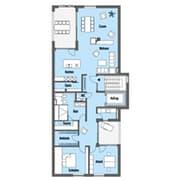 Schindele - Kundenhaus Grundriss