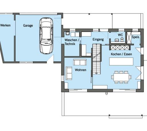 Schneider Floorplan 1