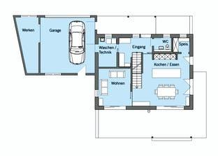 Schneider - Kundenhaus Grundriss
