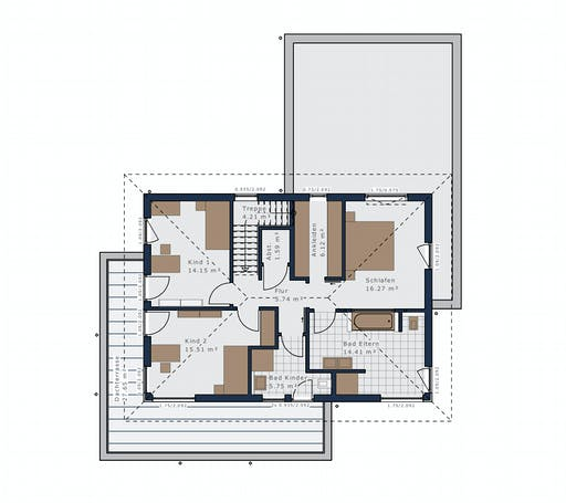 Schwabenhaus - Selection E-169 E5 Floorplan 2