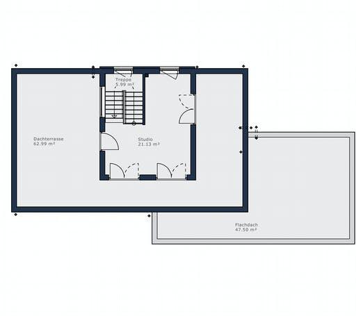 Schwabenhaus - Solitaire-B-090 E5 Floorplan 2