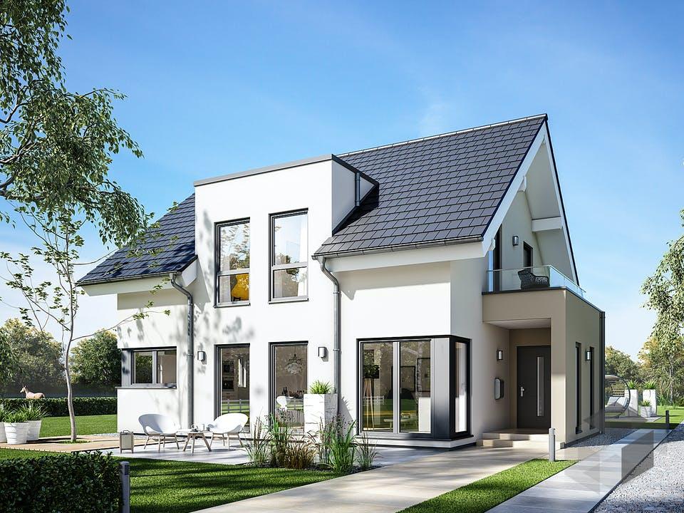 Solitaire-E-145 E2 von Schwabenhaus Außenansicht