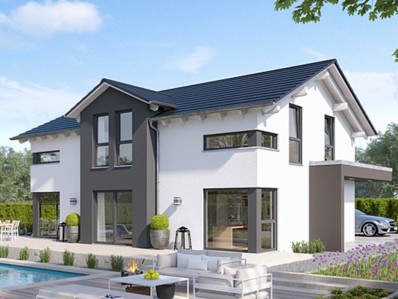 Modernes Einfamilienhaus von Schwabenhaus