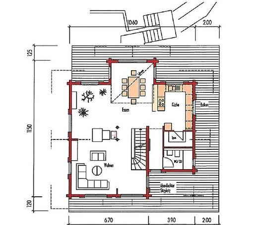 Schwarzwald Floorplan 1