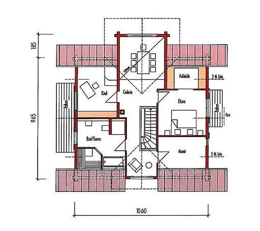 Schwarzwald Floorplan 2