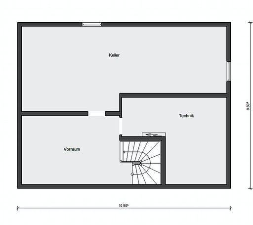 Schwörer - E10-230.1 Floorplan 2