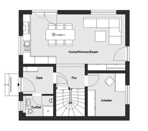 Schwörer - E15-115.2 Floorplan 1