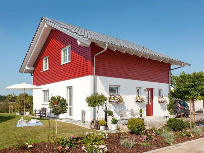 E 15-128.8 - Modernes Landhaus von SchwörerHaus Außenansicht 1