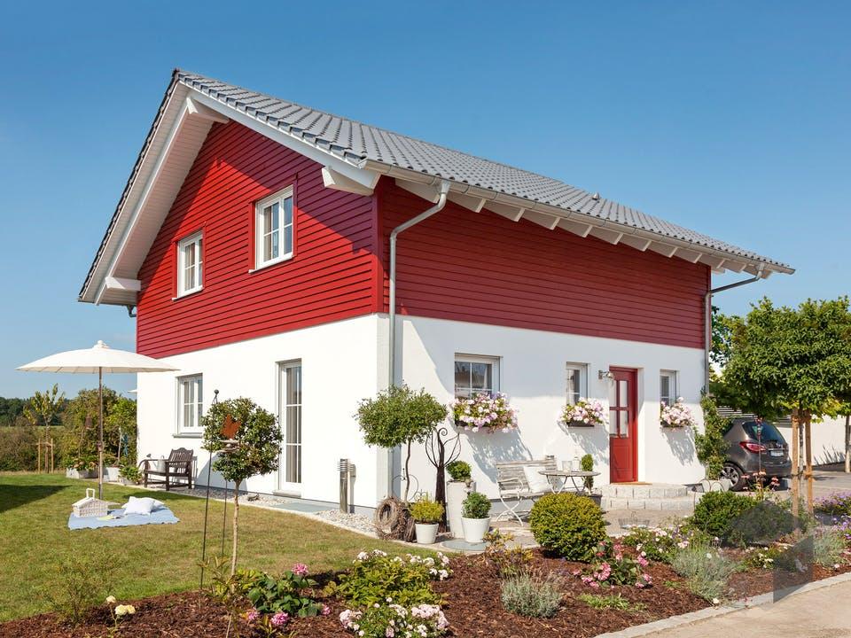 E 15-128.8 - Modernes Landhaus von SchwörerHaus Außenansicht
