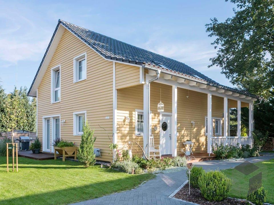 E 15-144.4 - Schwedenhaus von SchwörerHaus Außenansicht