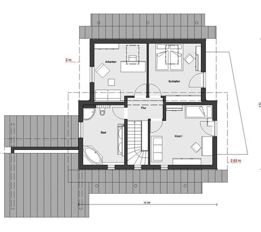 Schwörer - E15-146.3 Floorplan 2