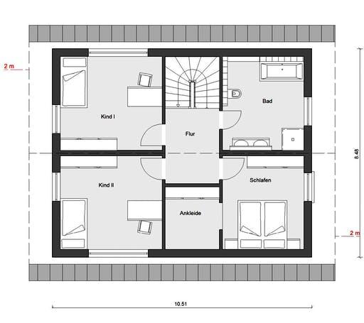 Schwörer - E15-147.3 Floorplan 5