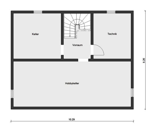 Schwörer - E15-147.3 Floorplan 6