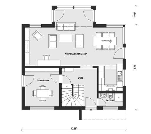 Schwörer - E15-149.10 Floorplan 3