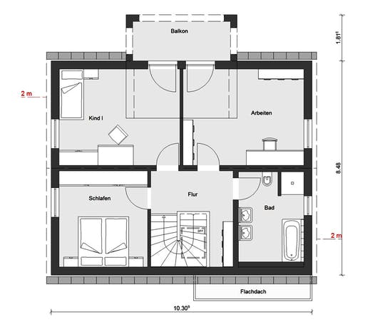 Schwörer - E15-149.10 Floorplan 4