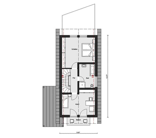 Schwörer - E15-150.2 Floorplan 2