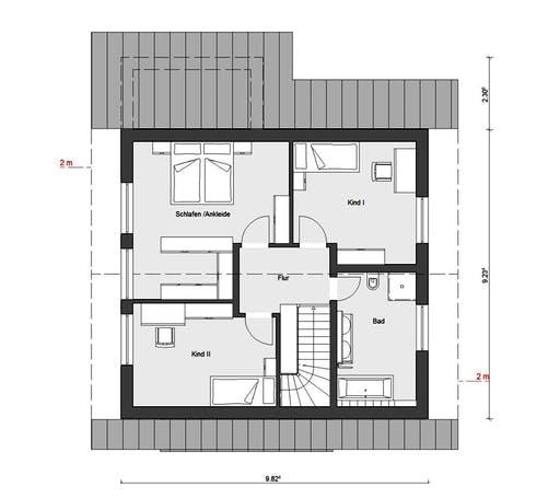 Schwörer - E15-153.1 Floorplan 2
