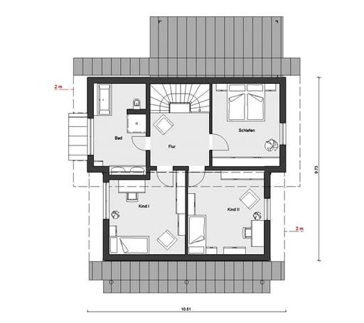 Schwörer - E15-154.1 Floorplan 2