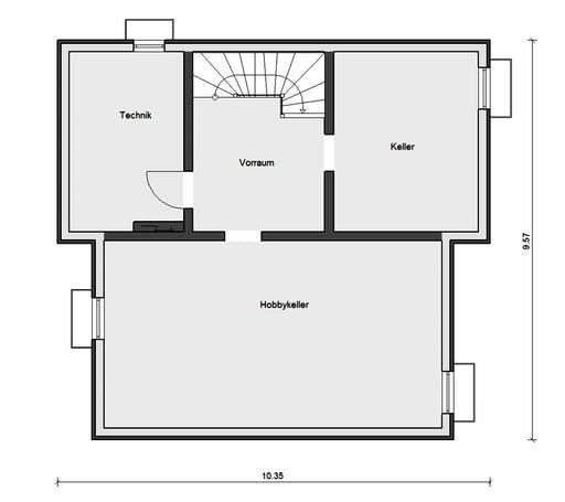 Schwörer - E15-154.1 Floorplan 3