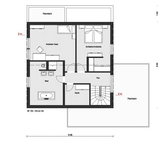 Schwörer - E15-158.3 Floorplan 2