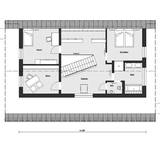 Schwörer - E15-170.1 Floorplan 2