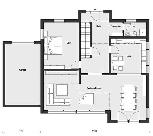 Schwörer - E15-197.2 Floorplan 1