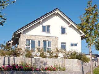 E 15-201.1 - Plusenergiehaus von SchwörerHaus Außenansicht 1