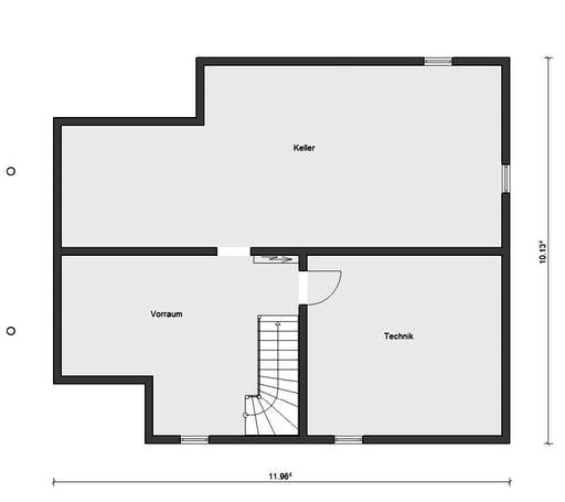 Schwörer - E15-205.1 Floorplan 3