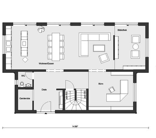 Schwörer - E15-217.1 Floorplan 1