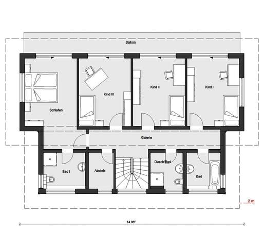 Schwörer - E15-217.1 Floorplan 2