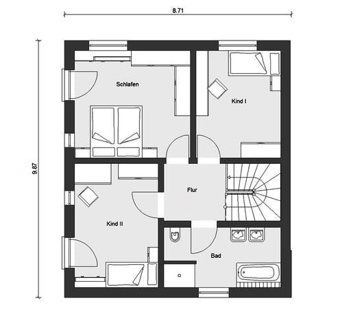 Schwörer - E20-135.4 Floorplan 4