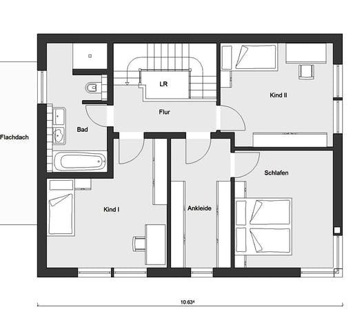 Schwörer - E20-148.6 Floorplan 2