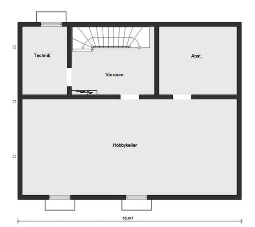 Schwörer - E20-148.6 Floorplan 3