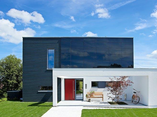 E 20-156.5 - SCHÖNER WOHNEN-Haus von SchwörerHaus Außenansicht 1