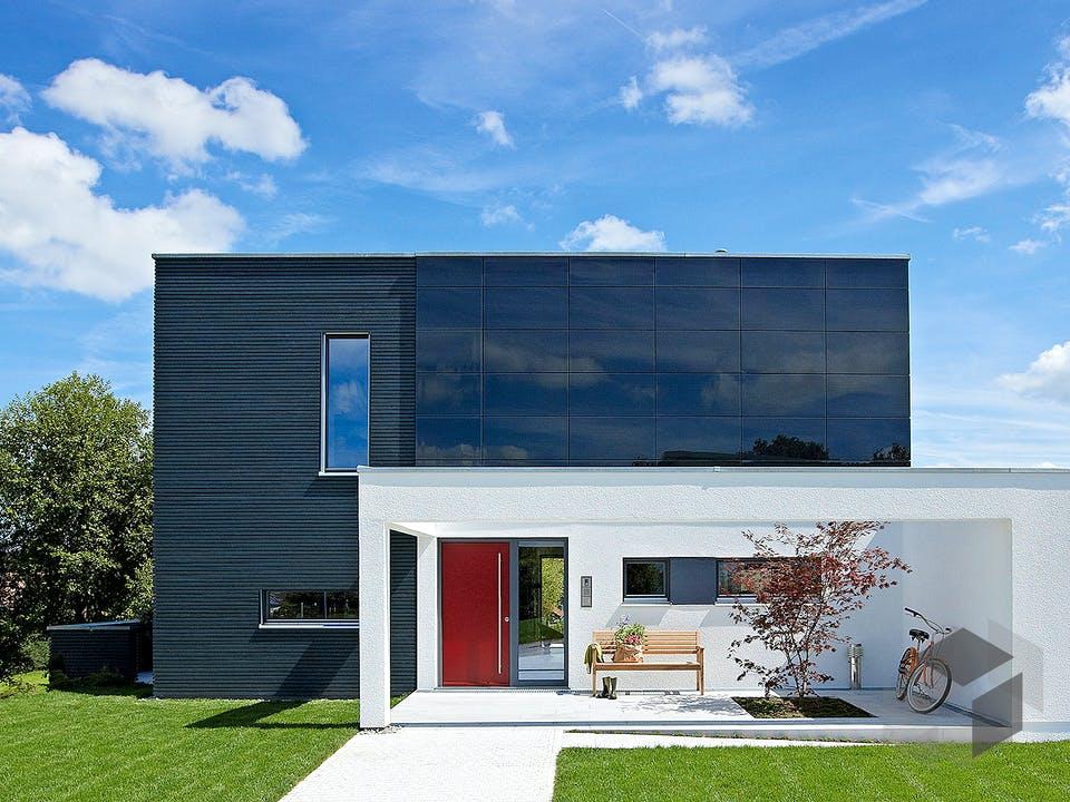 E 20-156.5 - Schwörer-Haus Cube von SchwörerHaus Außenansicht