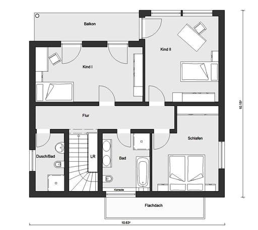 Schwörer - E20-159.5 Floorplan 2