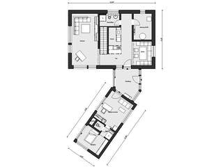 E 20-161.2 - Musterhaus Köln-Frechen von SchwörerHaus Grundriss 1