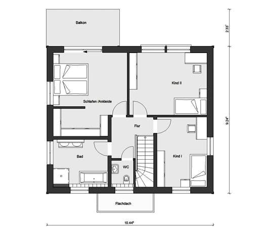 Schwörer- E20-164.3 Floorplan 2